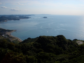 View from Nokogiri Mt.